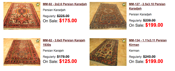 Buying Rugs on a Budget