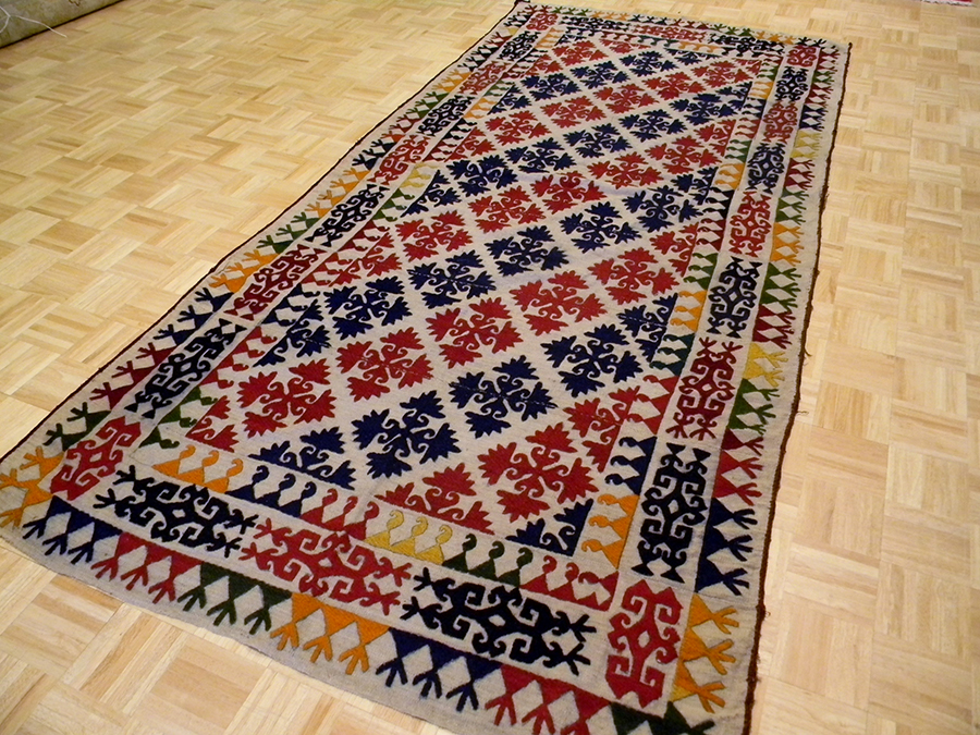 Although Afghanistan Shares Its Western Border With Iran Carpets Have More In Common The Tribal Weavings Of Central Asia Terms Color