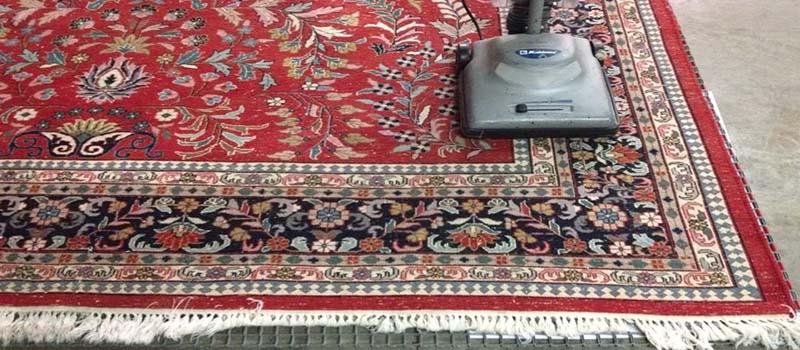 vacuming rugs