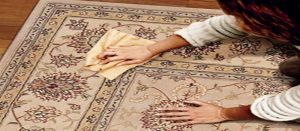 Dealing with Spills on Your Oriental Rug