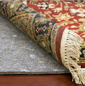 When Oriental Rugs Meet Hardwood Floors