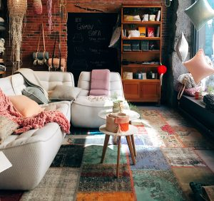 Interior Designing & Oriental Rugs