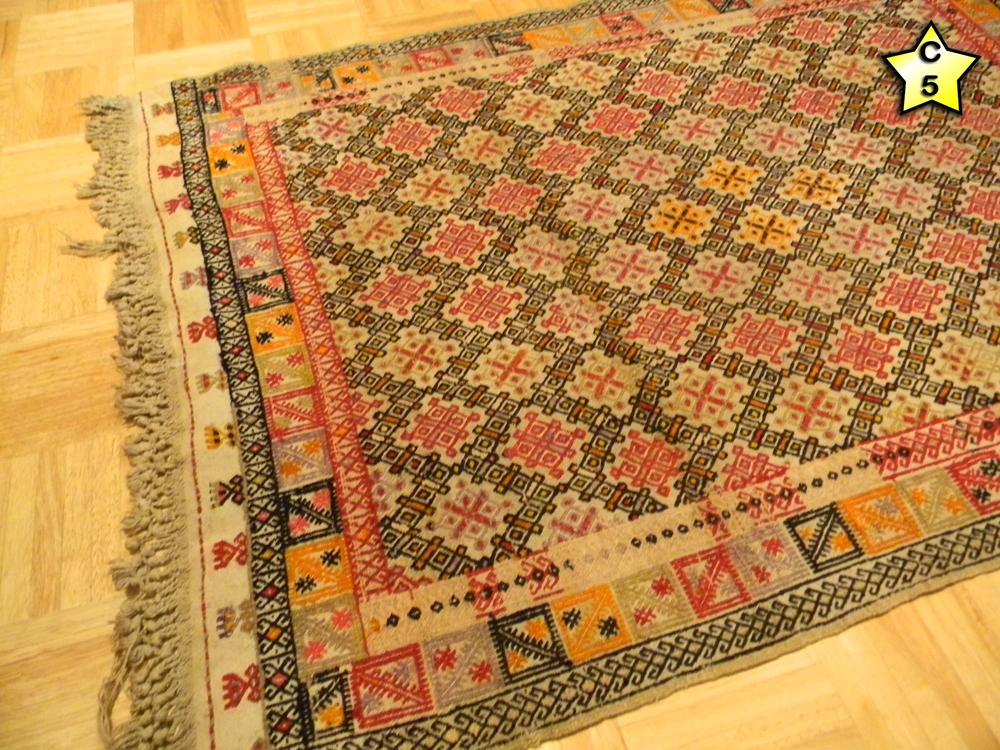 Mm 15 Turkish Tablecloth Soumak David Tiftickjian Amp Sons