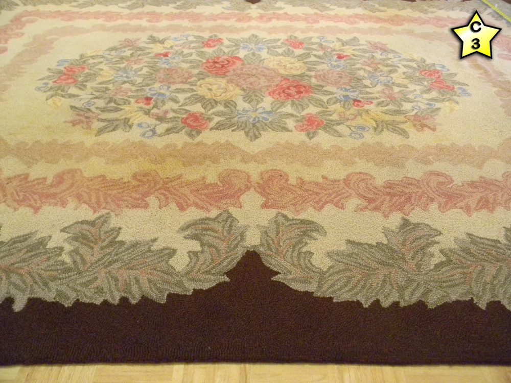 Mm 330 Priscilla Turner Hooked Wool Rug David