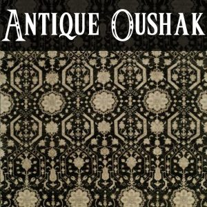 Antique Oushak Collection