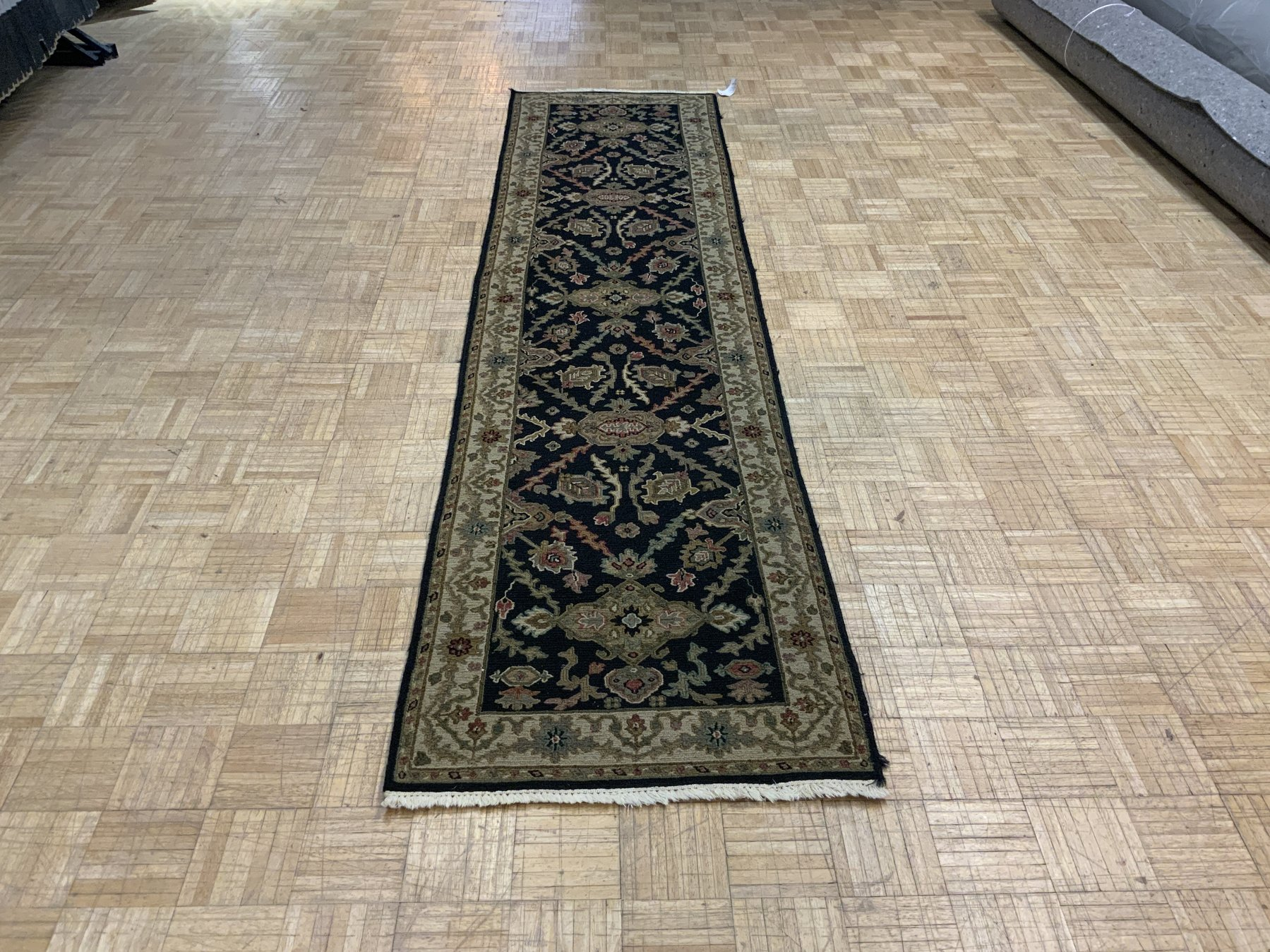 Read more about the article A Transitional Hallway Runner