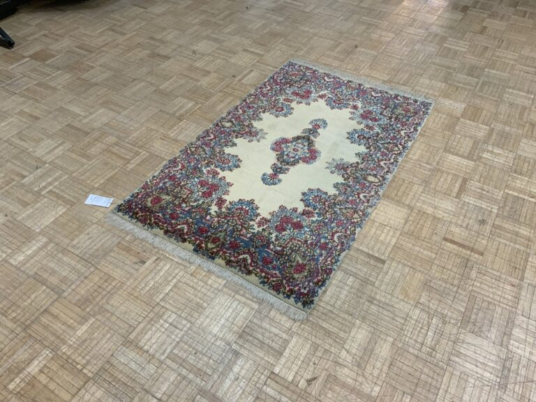 Read more about the article Floral Floor Art