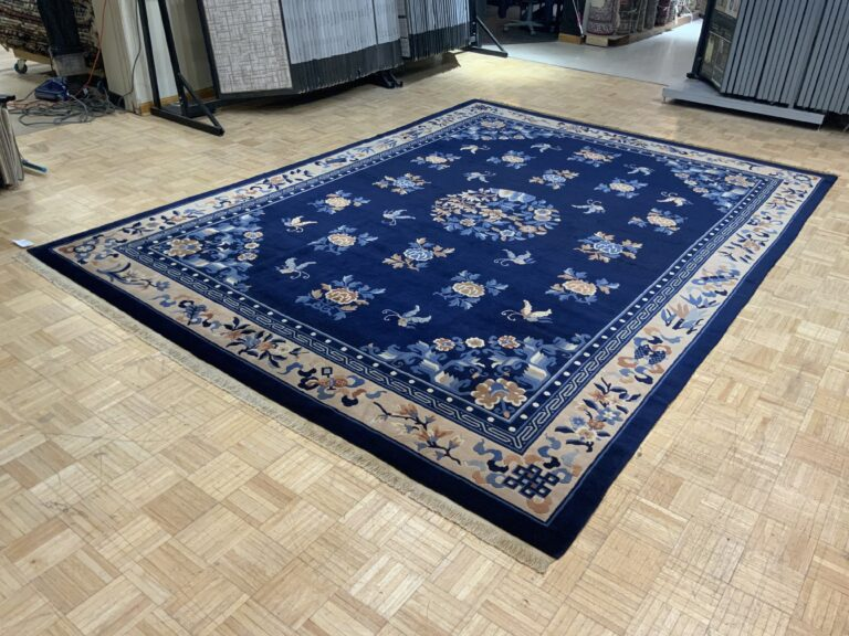 Read more about the article The Versatility of a Blue Rug