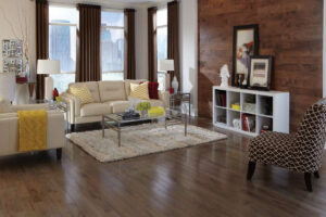 Go Smokey with Hardwood Flooring