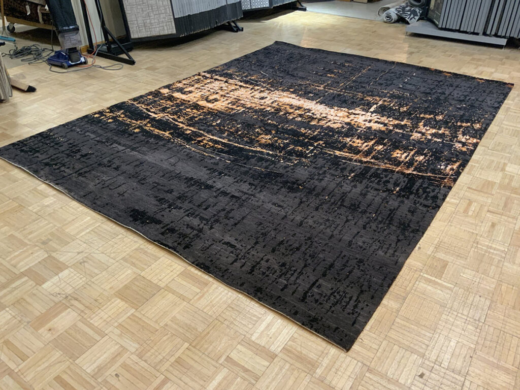 Real Men Have Rugs